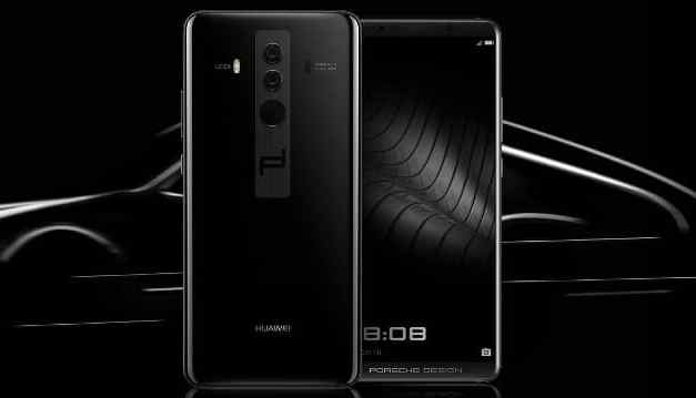 Huawei introduces premium service option for Mate 10 Pro and Porsche Design Huawei Mate 10 users