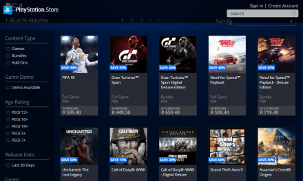 Last Day To Get The Black Friday Playstation Store Deals, Check Them Here