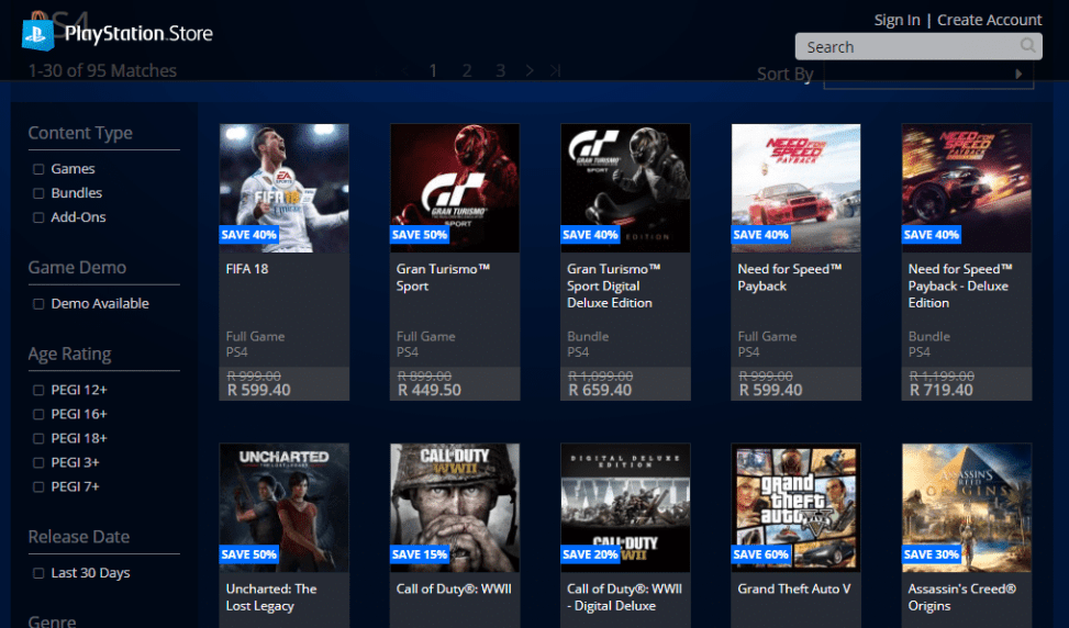 1193338b786 Last Day To Get The Black Friday Playstation Store Deals, Check Them Here
