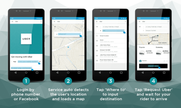 Uber and BBM Messenger Partner to Bring On Demand Rides to BBM Users Around the Globe