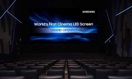 Samsung Electronics Introduces Southeast Asia's First Cinema LED Screen