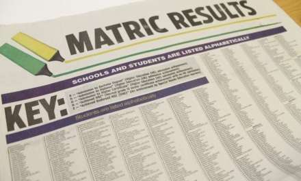 What To Expect Today In The 2017 Matric Results Announcement
