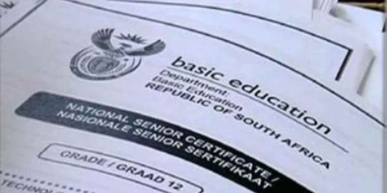 2017 National Matric Results Pass Rate is 75.1%, 2.6% improvement from 2016
