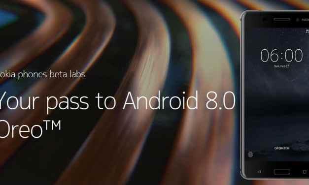 Android 8.0 Oreo beta arrives for Nokia 6