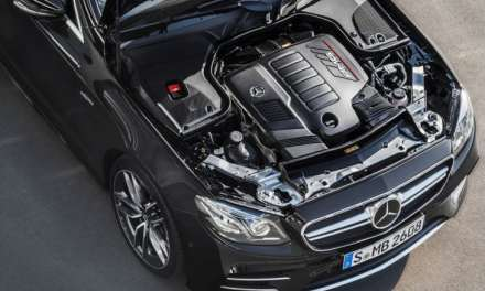 It's Official! Mercedes Unveils Their All-New AMG 53 Engine