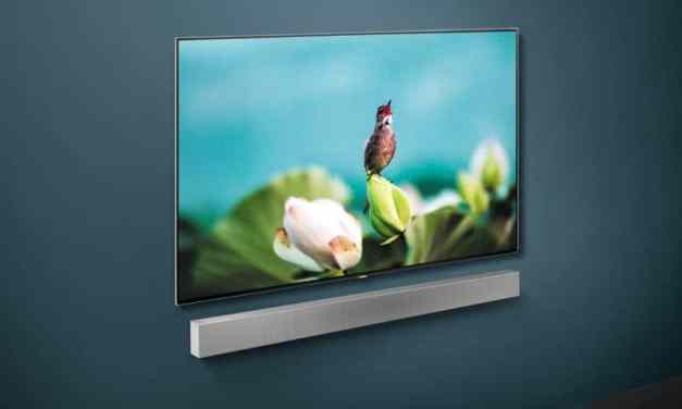 Samsung Unveils Wall-Mountable Lifestyle Soundbar