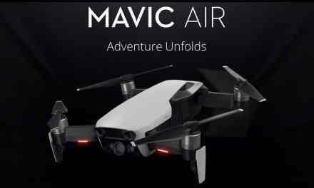 DJI Launches Mavic Air, The Foldable Drone That Will Fit In Your Pocket