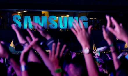 Tech Giant On The Dance Floor
