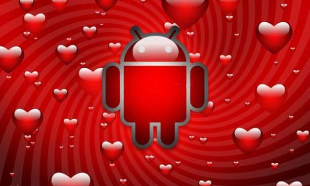Make your V-Day plans with these great Android apps