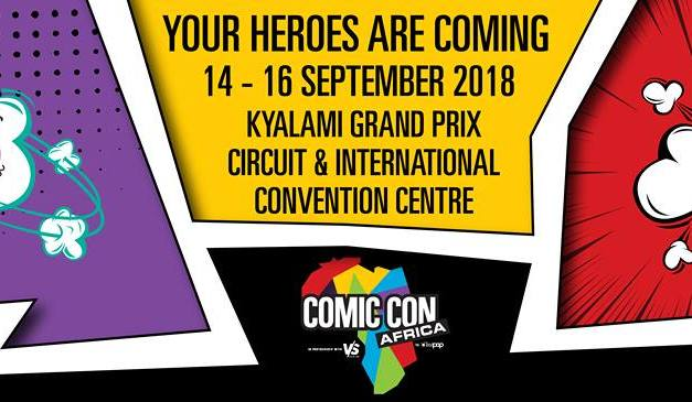 Comic Con Tickets Go On Sale