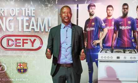 Defy Believes In Better for SA's Future Legends