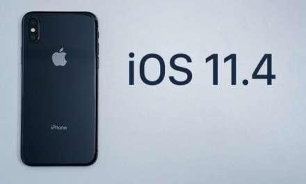 Apple Launches iOS 11.4