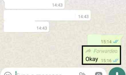 Forwarded messages now labelled on WhatsApp Beta for Android