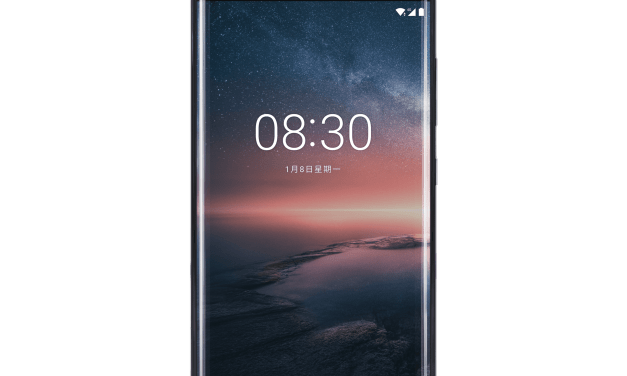Nokia 8 Sirocco, an ultra-compact powerhouse for the fans