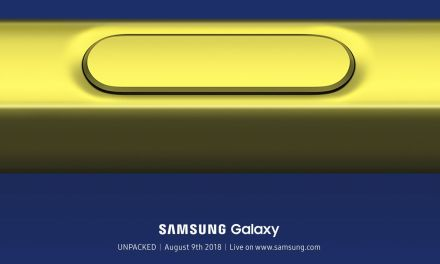 You're Invited! Samsung Galaxy Unpacked 2018