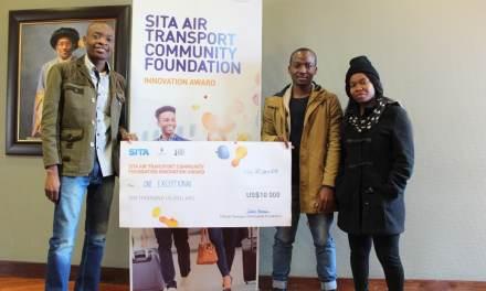 Tshimologong Precinct and The SITA Air Transport Community announce innovation winners