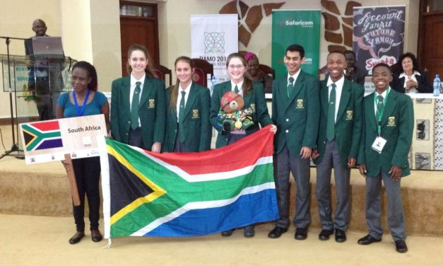South Africa wins the 2018 Pan African Mathematics Olympiad