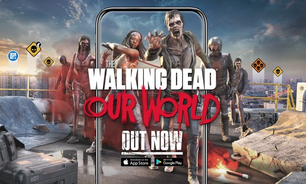 The Walking Dead: Our World AR Game Arrives on Android and iOS