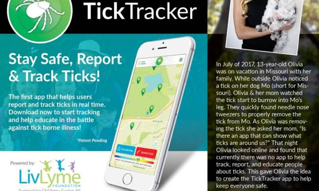 Teen-Created Free TickTracker App Goes Global