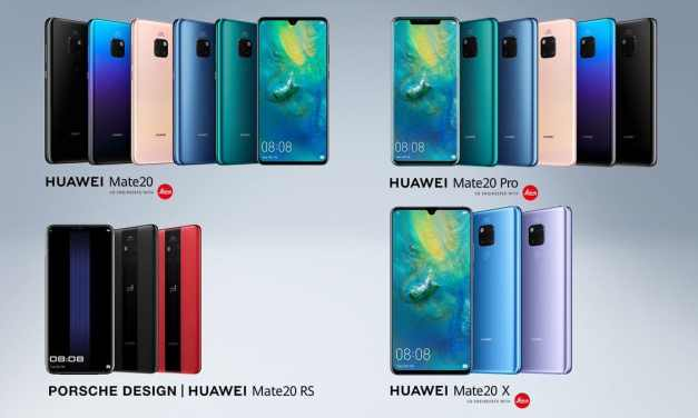 Huawei Mate 20, Mate 20 Pro, Mate 20 X Launched: Price, Specifications, Features