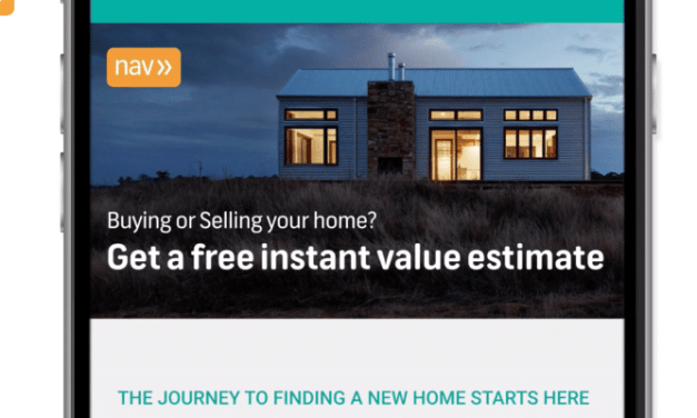 Sell your Home using nav» in the FNB App