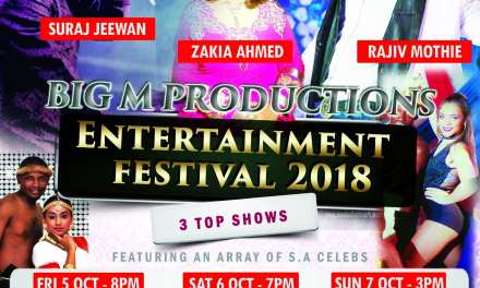 WIN Awesome Prizes & Tickets to the Big M Entertainment Fest