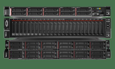 Lenovo ThinkAgile HX7820 now certified by SAP for SAP HANA®