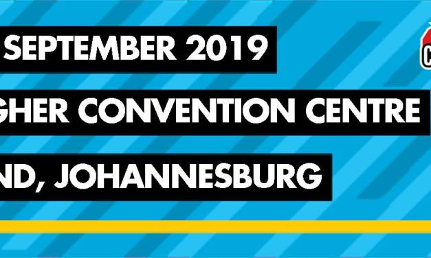 Inaugural South African Gaming Awards to be launched at Comic Con Africa 2019