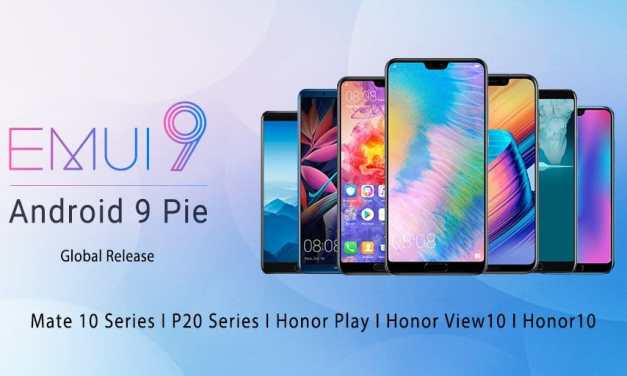 Android Pie-Based EMUI 9 Update On Its Way To Huawei P20 Pro, P20, Mate 10 Pro, Mate 10, Honor Play, Honor View 10, and Honor 10