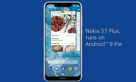 Android 9.0 Pie Update On Its Way To Nokia 5.1 Plus