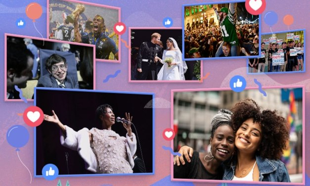 Facebook's 2018 Year In Review