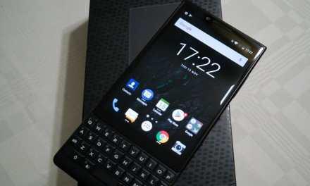 Review: BlackBerry KEY2