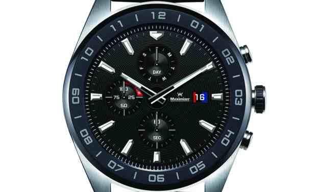 Introducing LG's Hybrid Watch