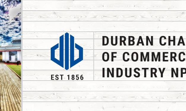 Comment By The President Of The Durban Chamber Of Commerce And Industry, Mr Musa Makhunga, On The President's 2019 State Of The Nation Address