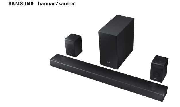 Samsung and Harman Kardon Collaborate to Provide Perfect Sound in New Premium Soundbar Line-up
