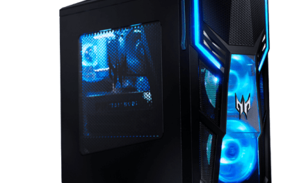 Acer Announces New Predator Orion 5000 Gaming Desktop, Massive 43-inch Gaming Monitor and Refreshed Gadgets