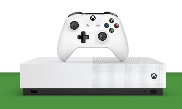 Xbox One S All-Digital Edition Launched!