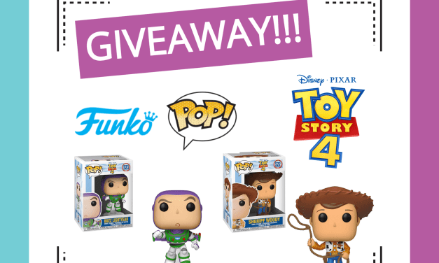 Toy Story 4 Funko Pop Giveaway!