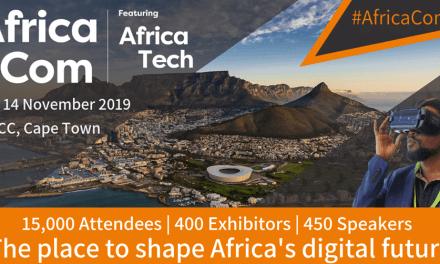 Registration open for AfricaCom 2019