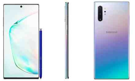Leaked! Samsung Galaxy Note 10 and Galaxy Note 10+