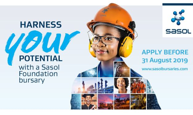 6 key tips for applying for a Sasol Foundation Bursary