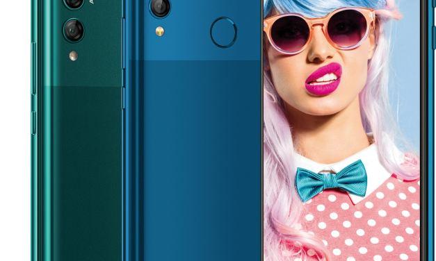 Want selfies that really pop? Huawei brings us SA's first pop-up selfie smartphone camera