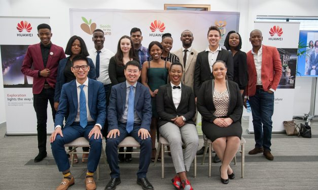 Huawei and DCDT partner for free 5G & 4IR training in South Africa