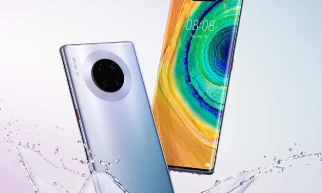 Huawei Mate 30, Mate 30 Pro Launched!