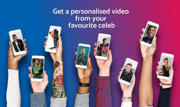 Connect with your favourite celeb on a whole new level