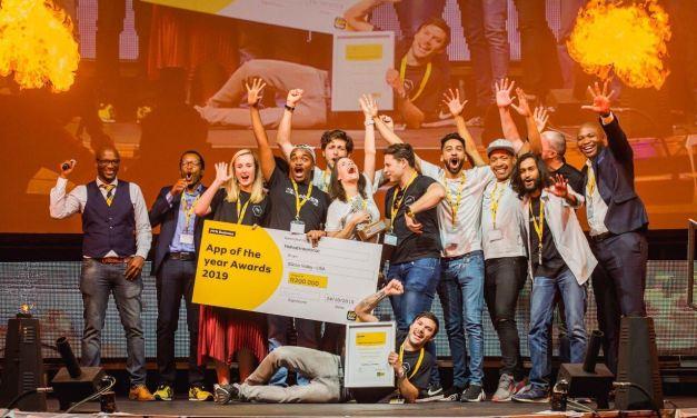 Naked clinches SA app of the year at annual MTN awards