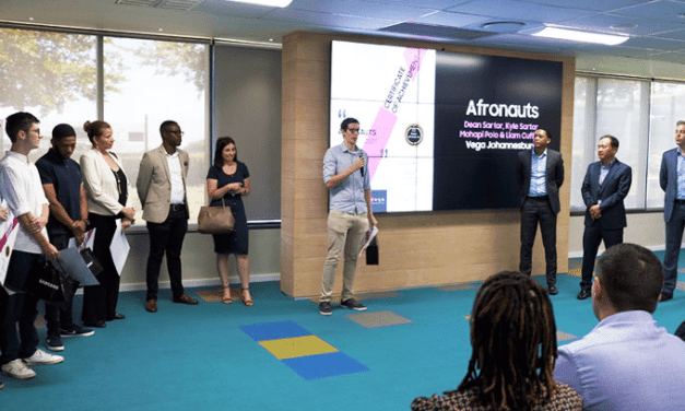 South African Students Go Global with Samsung and Vega Design School