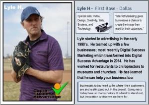 Lyle H Business Coach