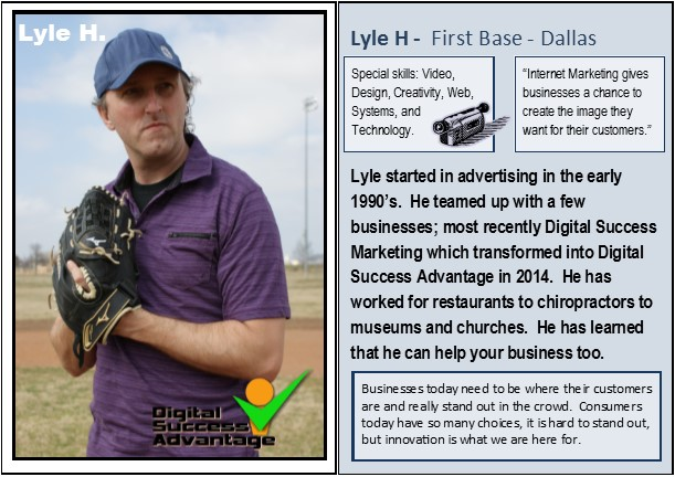 Lyle H Business Coach