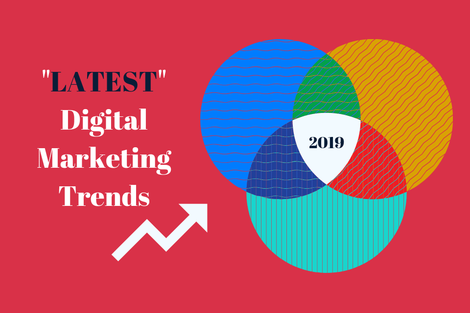 8 Must Follow Digital Marketing Trends in 2019